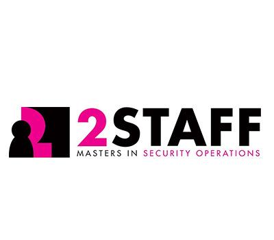 2STAFF logo